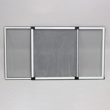 Moustiquaire cadre extensible Moustikit H50 cm x L70 cm à 133 cm
