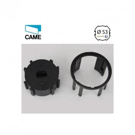 Kit d'adaptation came axe deprat 53 mm chez Combi-Volet.com