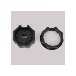 Kit d'adaptation motorisation Came pour axe octogonal de 60 mm par Combi-Volet.com