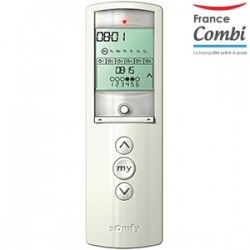 Télecommande Somfy® Telis 6 Chronis RTS Pure