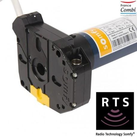 Moteur commande radio somfy rts avec commande de secours - Programmation volet roulant somfy ...
