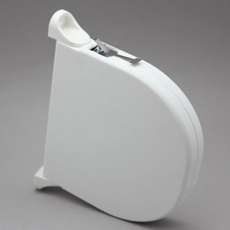enrouleur à cordon avec cordon coloris blanc Combi-Volet  pour volet roulant